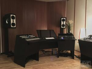 Recording Studio Furniture | LeMagnetiphone Recording Studio | Montreal